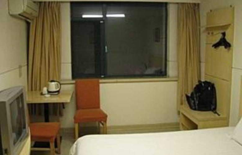 Jinjiang Inn (Liuyuan Road,Railway Station,Suzhou) - Room - 9