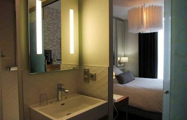 Best Western Hôtel Littéraire Premier Le Swann - Hotel - 42