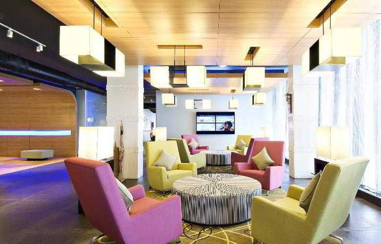 Aloft Bengaluru Whitefield - Hotel - 6