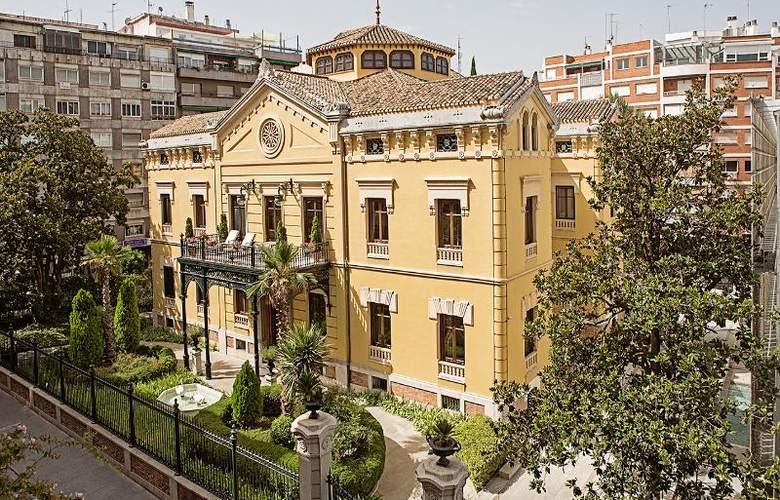 Hospes Palacio de los Patos - Hotel - 9