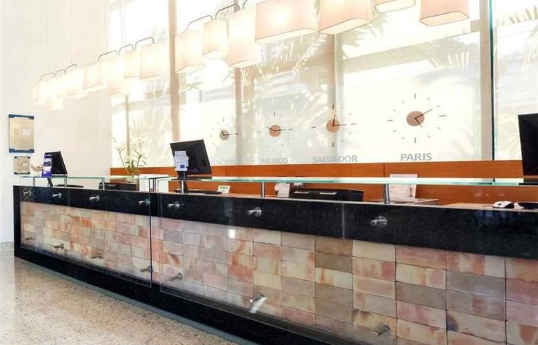 Mercure Salvador Pituba - Hotel - 14
