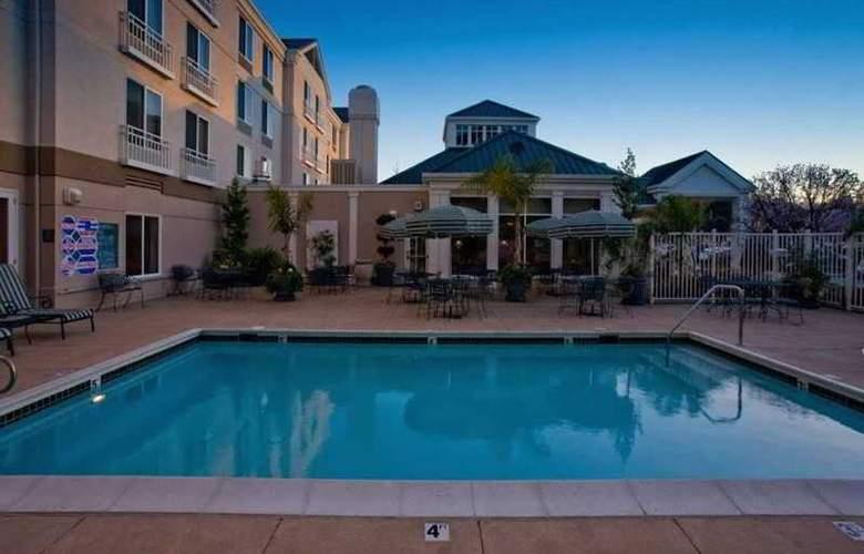 Hilton Garden Inn Mountain View - Pool - 8