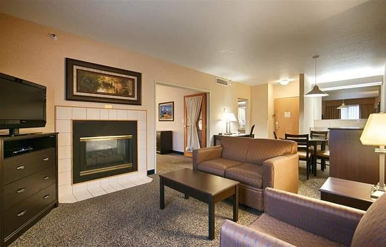 Best Western Plus Grant Creek Inn - Room - 34