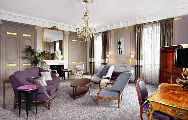 The Westin Paris - Room - 17