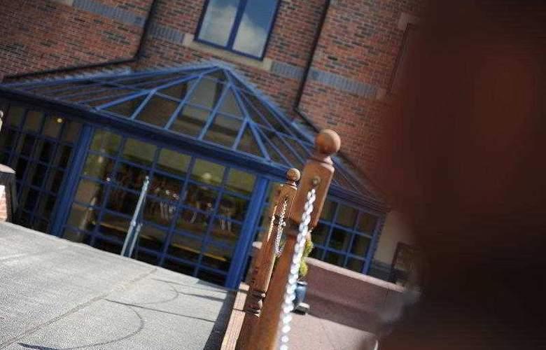 Best Western Stoke-On-Trent Moat House - Hotel - 2