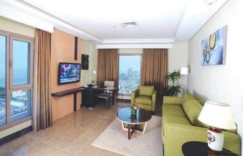 Best Western Mahboula Kuwait - Room - 6