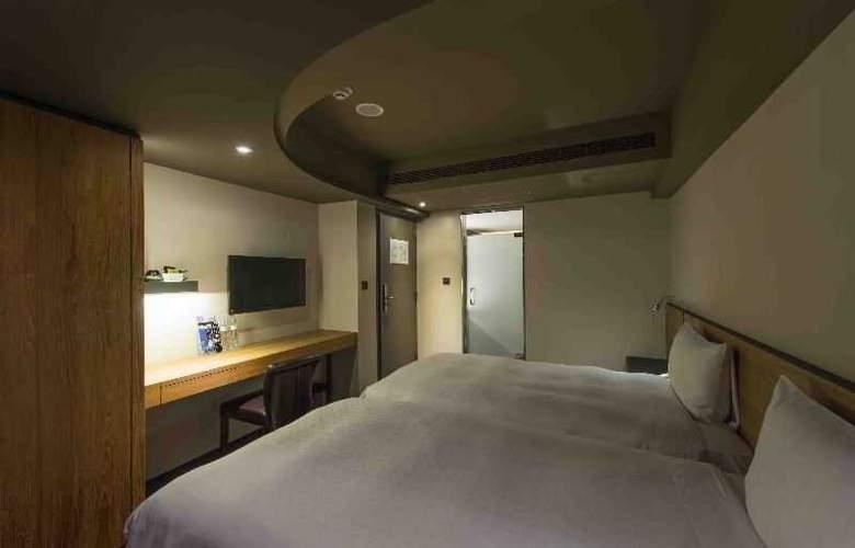 Simple+ Hotel Taipei - Room - 10