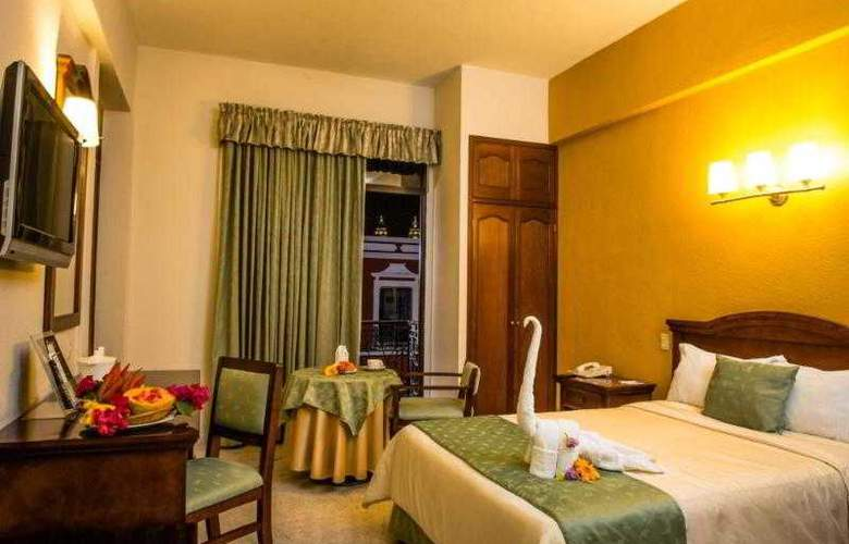 Plaza Campeche - Room - 10