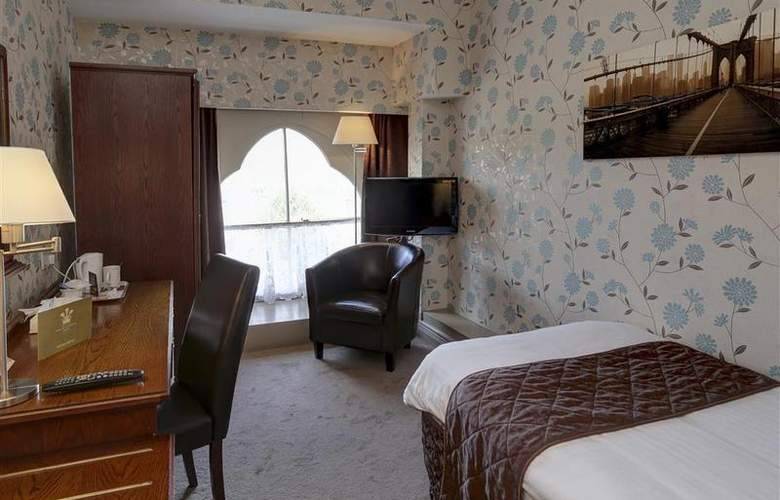 Best Western Duke Of Cornwall Hotel - Room - 74