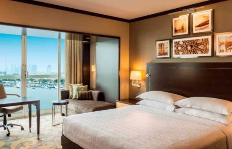 Sheraton Dubai Creek Hotel and Towers - Room - 5