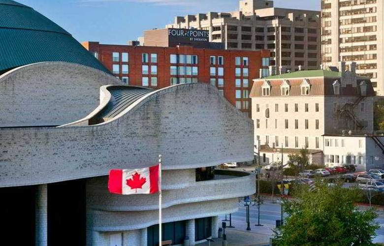 Four Points by Sheraton Hotel & Conference Centre Gatineau-Ottawa - Hotel - 10