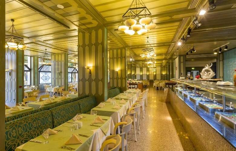 Ozkaymak Falez - Restaurant - 28