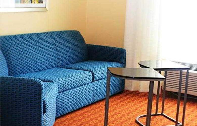 Fairfield Inn & Suites Baton Rouge South - Hotel - 11