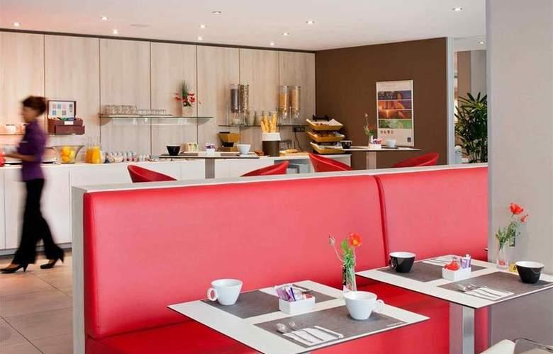 Novotel Pau Pyrenees - Restaurant - 34