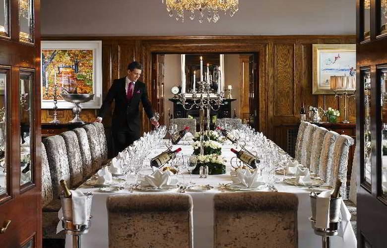 Hayfield Manor - Restaurant - 20