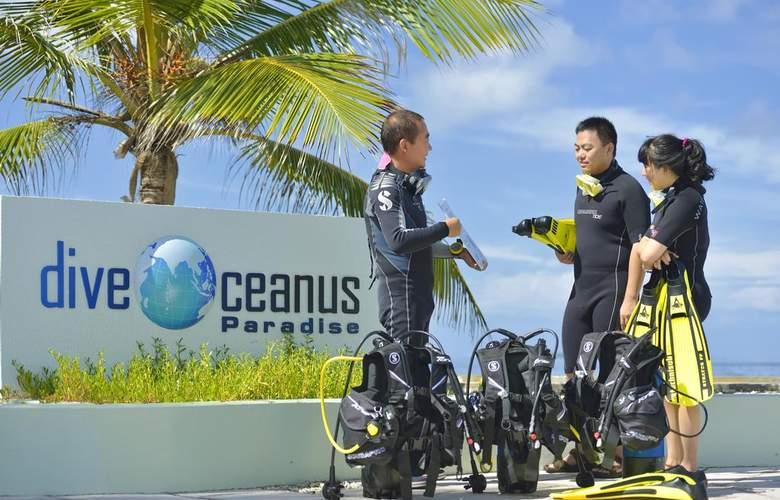 Paradise Island Resort & Spa - Sport - 7