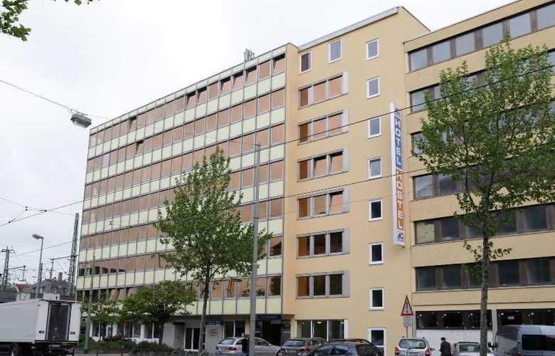 A&O Frankfurt Galluswarte Hotel - Hotel - 7