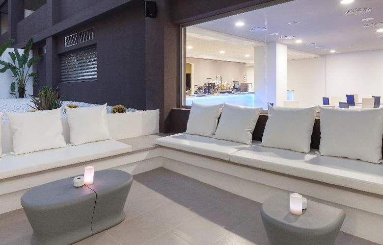 AxelBeach Ibiza Suites Apartments Spa and Beach Club - Adults Only - Bar - 36