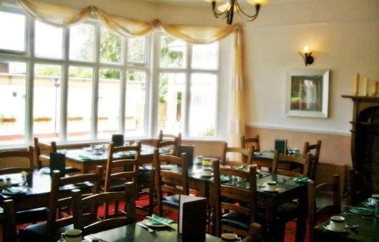 Alton Lodge Hotel - Restaurant - 8