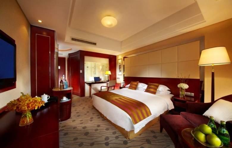 New Century Resort Joyland Changzhou - Room - 5