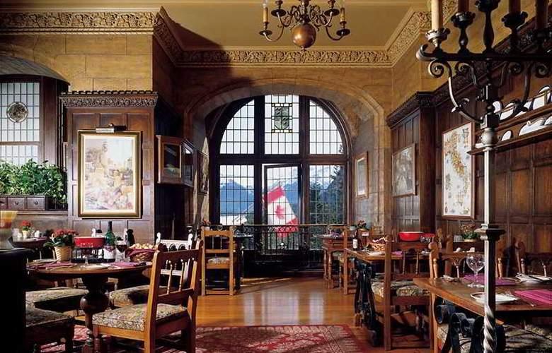 The Fairmont Banff Springs - Restaurant - 10