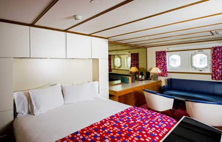 SS Rotterdam by Westcord Hotels - Room - 1