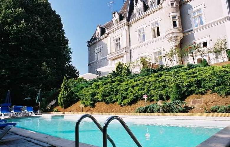 L'Orangerie du Chateau - Pool - 15