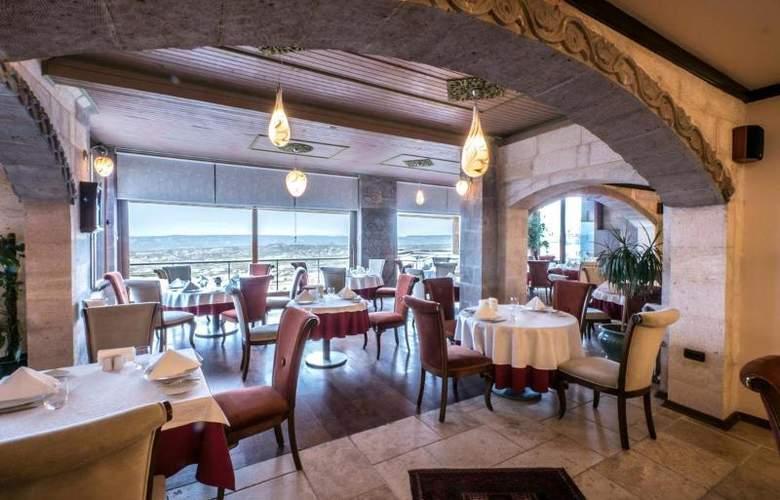 Cappadocia Cave Resort & Spa - Restaurant - 52