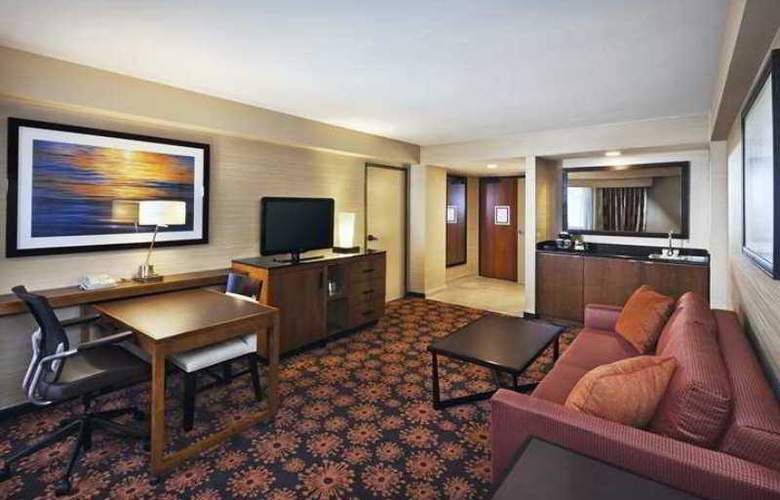 Doubletree Hotel San Francisco Airport - Hotel - 10