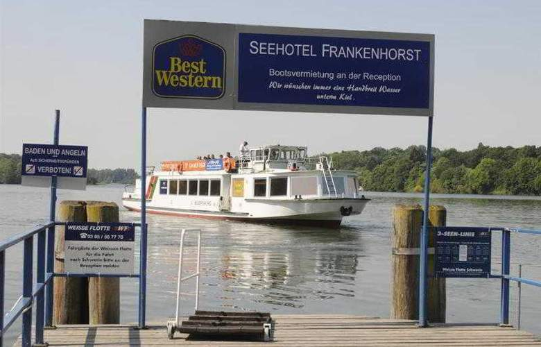 Best Western Seehotel Frankenhorst - Hotel - 28