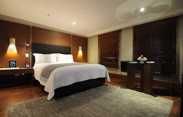 Four Seasons Hotel Bogotá - Room - 11