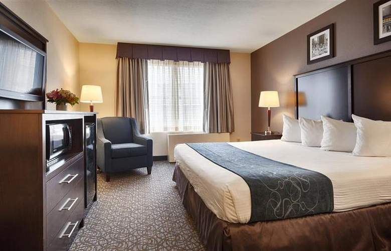 Best Western Plus Downtown Jamestown - Room - 6