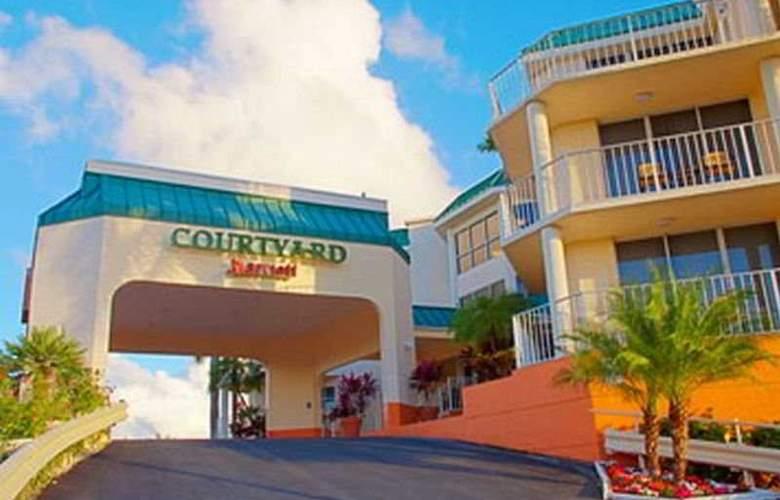 Courtyard by Marriott Key Largo - Hotel - 0