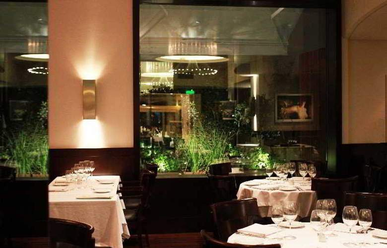 Intersur Recoleta - Restaurant - 11