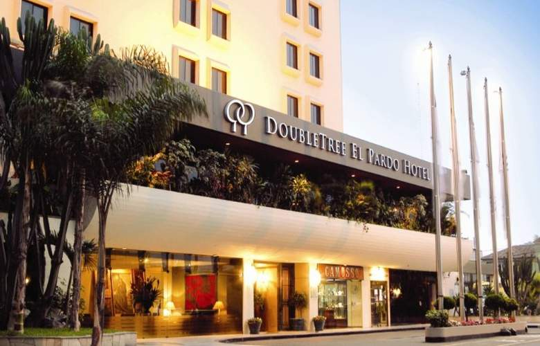 El Pardo Double Tree By Hilton - Hotel - 0