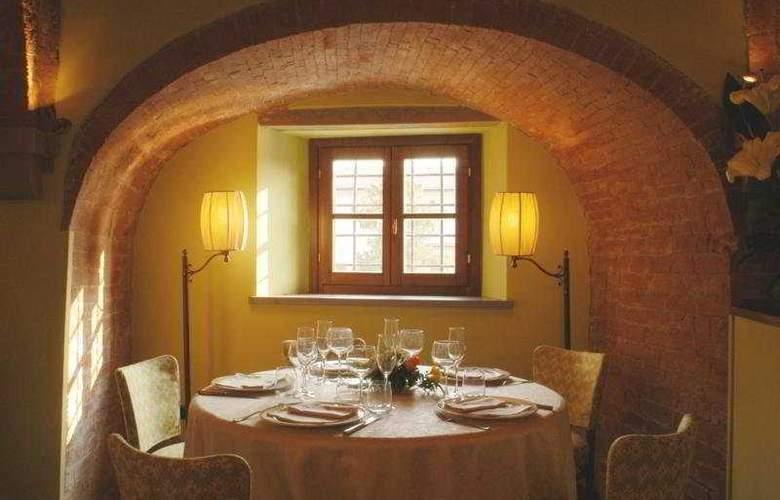 UNAHOTELS Palazzo Mannaioni Toscana - Restaurant - 8