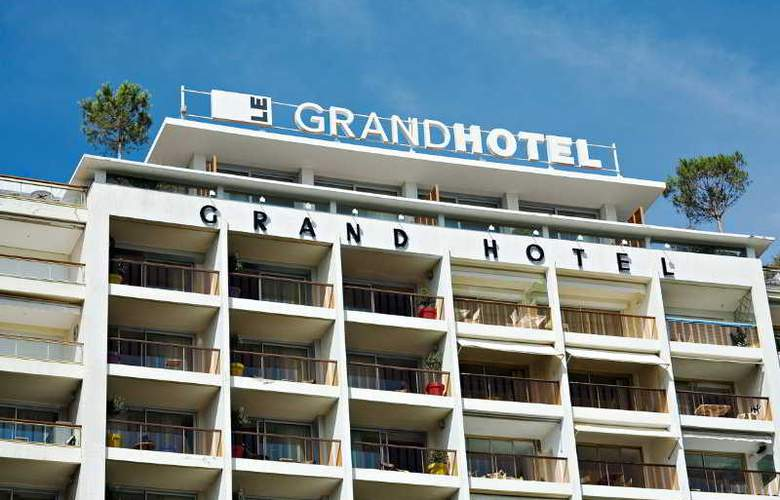Grand Cannes - Hotel - 0