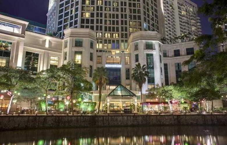Grand Copthorne Waterfront - Hotel - 12