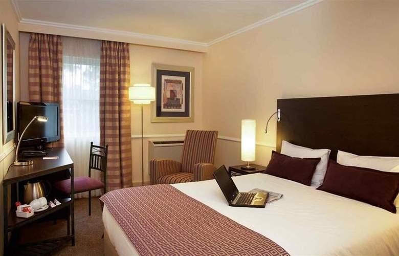 Mercure Johannesburg Randburg - Room - 24