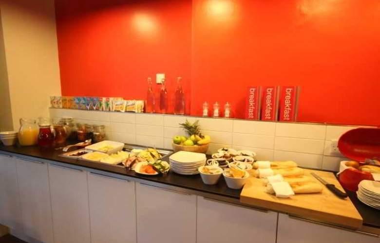 Cityroomz Edinburgh - Restaurant - 2
