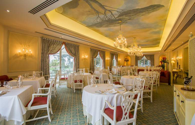 Olissippo Lapa Palace - The Leading Hotels of the World - Restaurant - 19