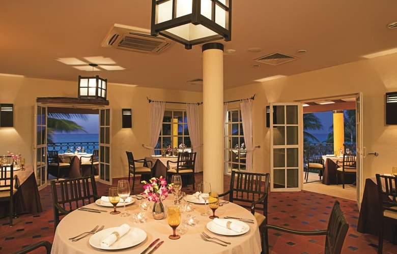 Secrets Capri Riviera Cancun  - Restaurant - 18