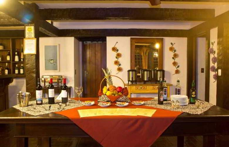 Pousada Lestada - Restaurant - 3