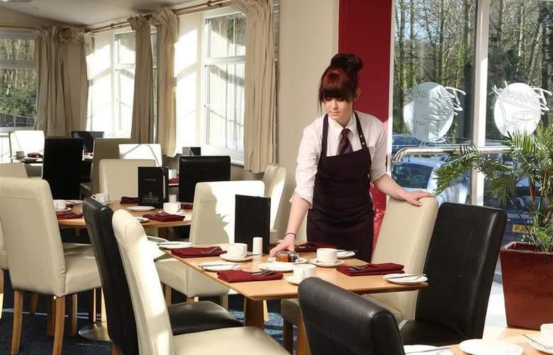 Best Western Park Hall - Restaurant - 246
