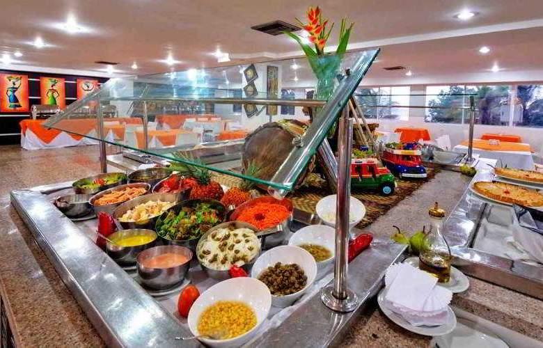 Cartagena Plaza - Restaurant - 24