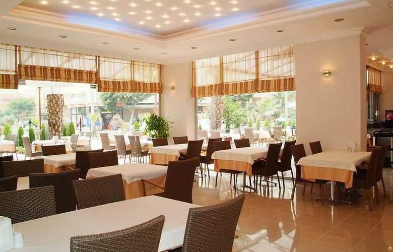 Elite Orkide Suite Hotel - Restaurant - 8
