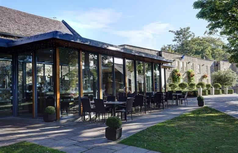 Best Western Mosborough Hall - Restaurant - 183