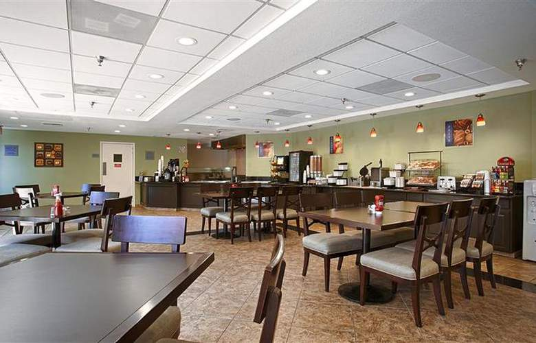 Best Western Plus Irvine Spectrum - Restaurant - 38