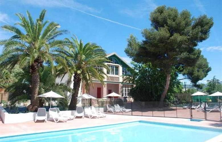 Best Western Soleil et Jardin Sanary - Hotel - 17