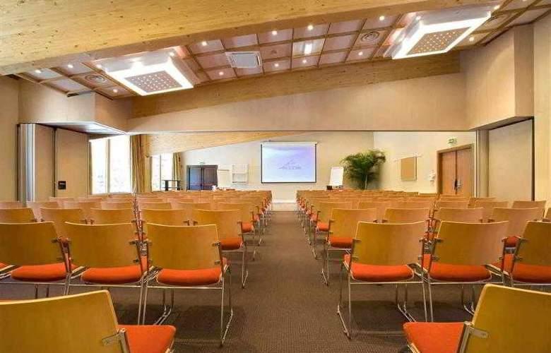 Mercure Chamonix les Bossons - Conference - 4